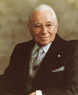 Herbert Armstrong -- Evil Cult CEO detested the weak