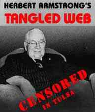 hwa's tangled web. the painful truth about the worldwide church of god.