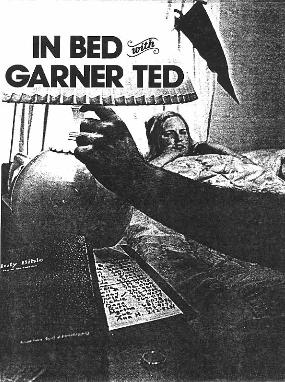 In Bed With Garner Ted