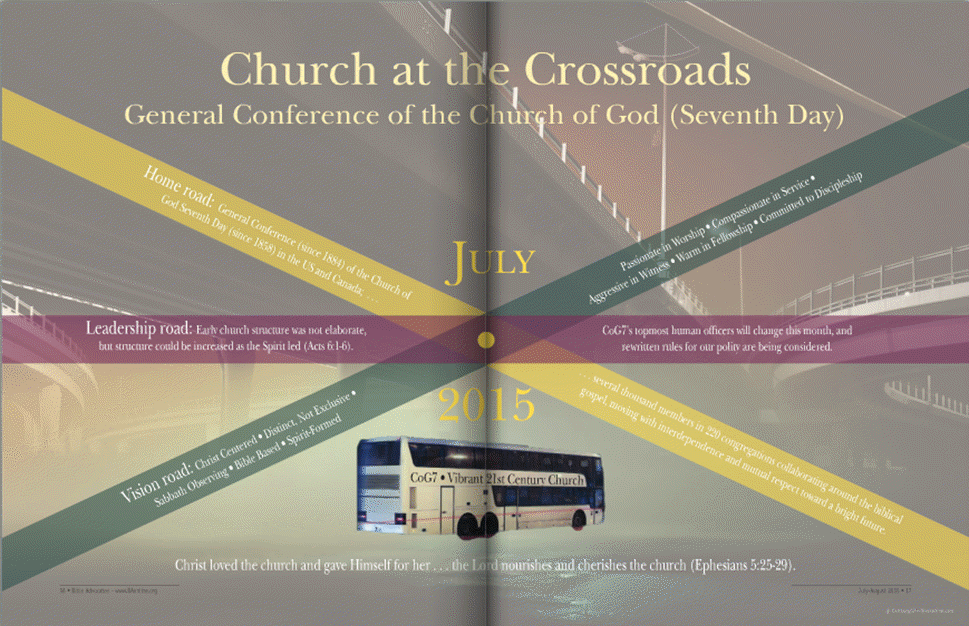 Church of God Seventh Day – The Painful Truth Blog