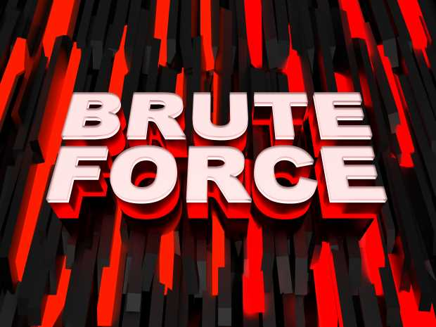 Brute Force works best to persuade those who merely express their opinions