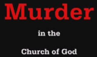 Murder in the Church of God