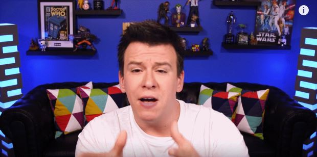Phillip DeFranco Video