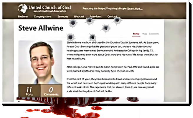 United Church of God Murderer Stephen Allwine – The Painful Truth Blog