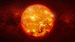 The Sun will become a Red Giant