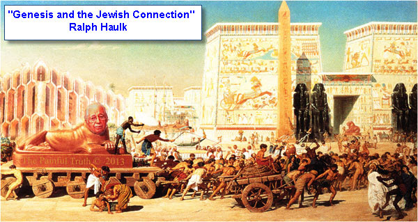 "People are more and more waking up to the fact that there is a ""Jewish Connection"" between our present economic system and the Jews."